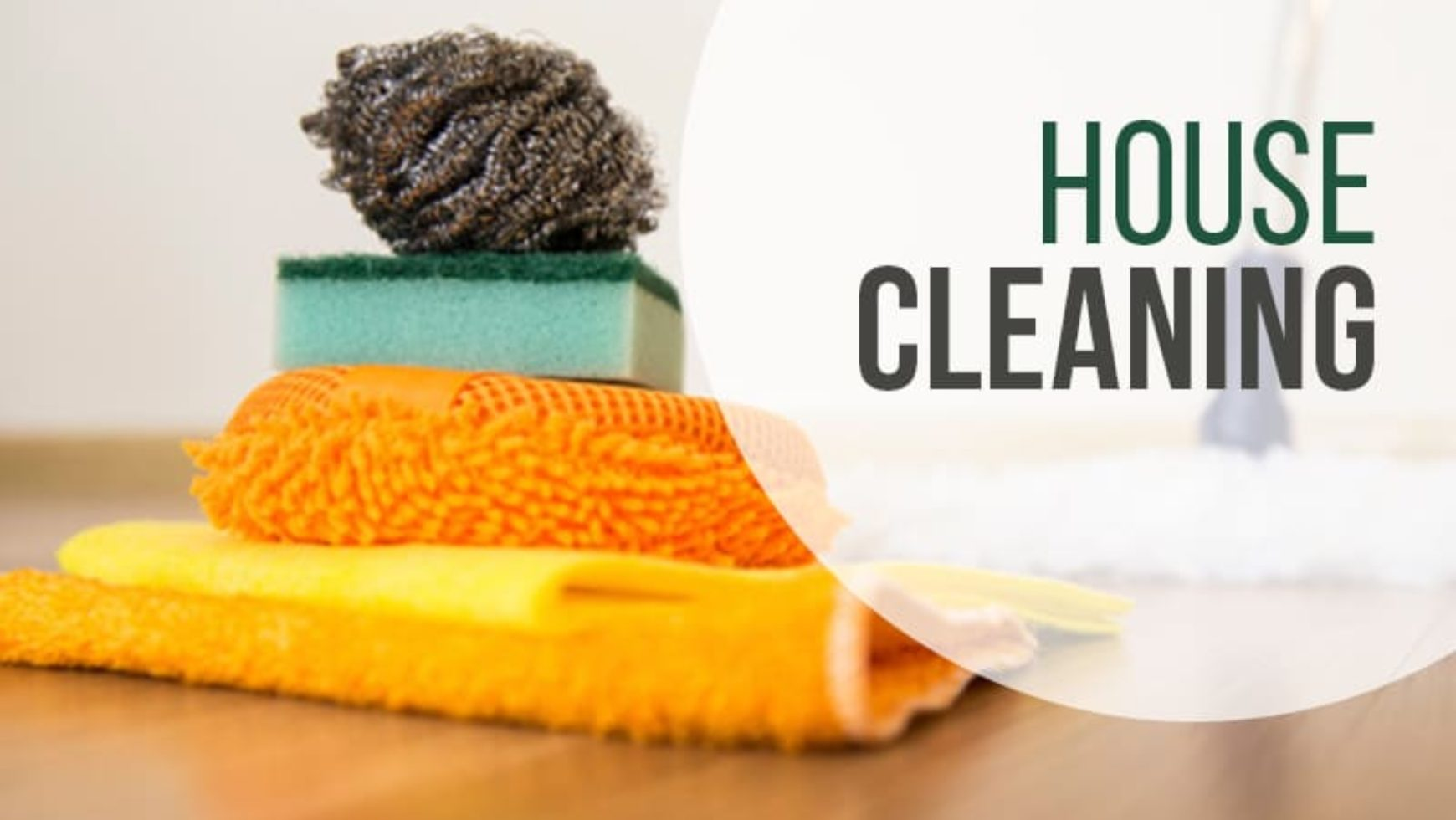 Excellent House Cleaning