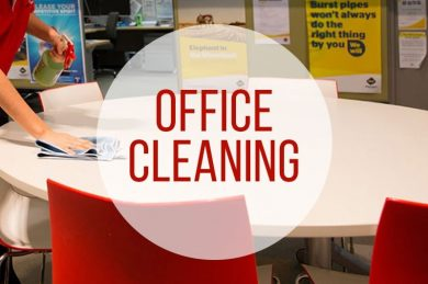 How commercial cleaning it's quite important to companies