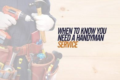 Proper information to know about your handyman service