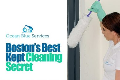 Boston's Best Kept Cleaning Secret