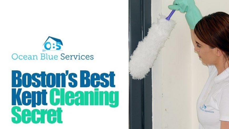 Boston's Best Kept Cleaning Secret