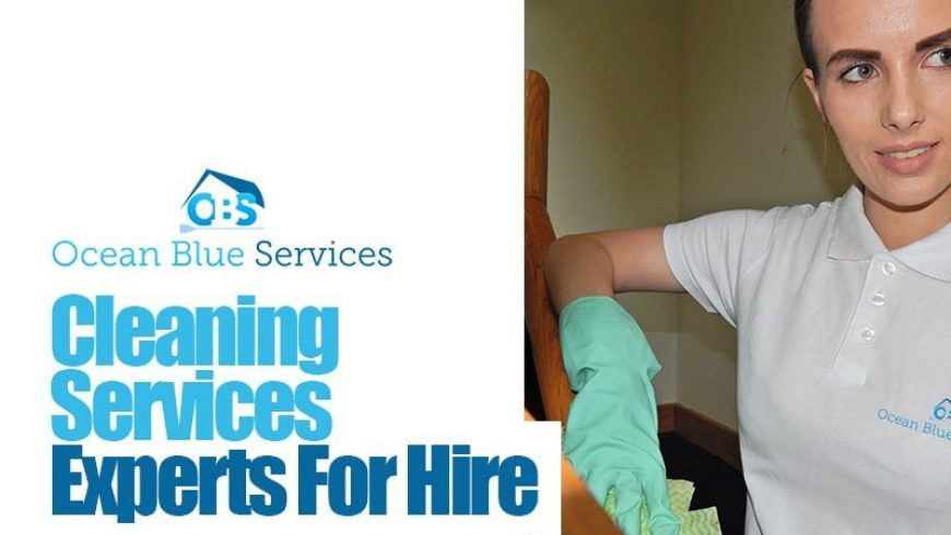 Hire Us- Your Cleaning Services Experts