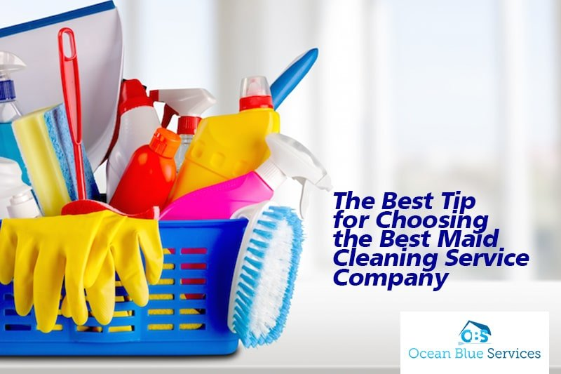 best maid cleaning service