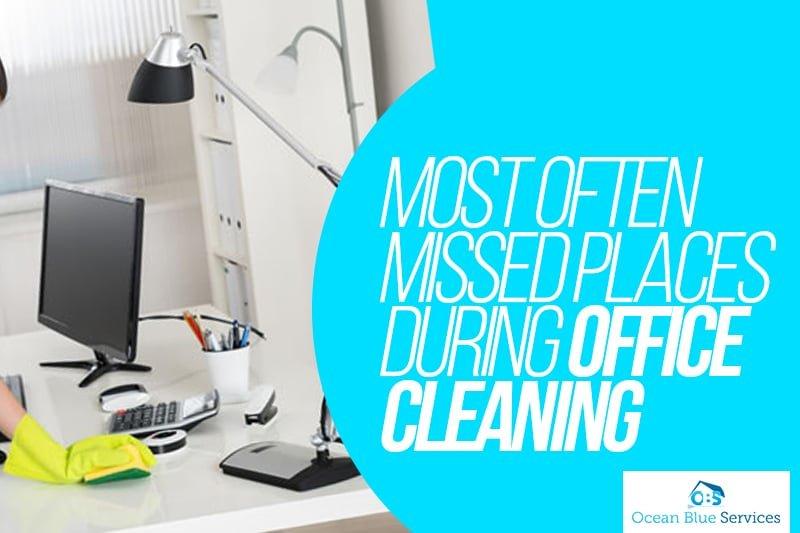 seasonal Office Cleaning