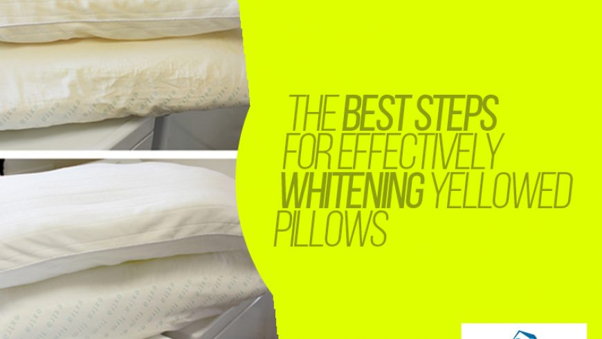 The Most Effective Pillows Cleaning Guide