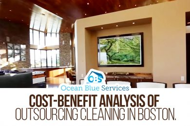 Cost-Benefit Analysis of Outsourcing Cleaning in Boston