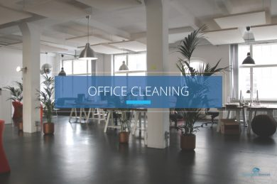 The Best Office Cleaning in Boston