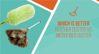 Which is Better: Feather Duster vs. Microfiber Duster