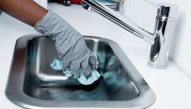 How To Avoid Spreading Germs In The Home: Tips for Cleaning During The Corona Virus