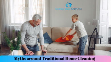 Myths around Traditional Home Cleaning