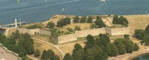 Fort Independence, Castle Island, South Boston, MA