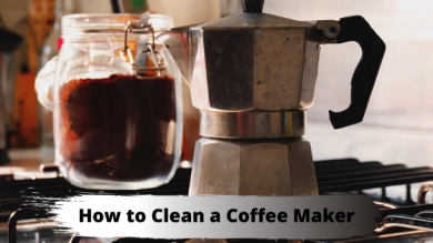 Hacks on how to Clean a Coffee Maker